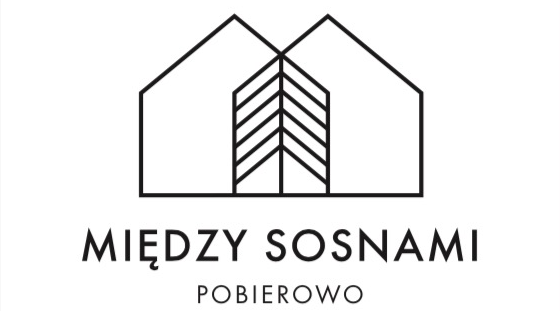 Między Sosnami Logo
